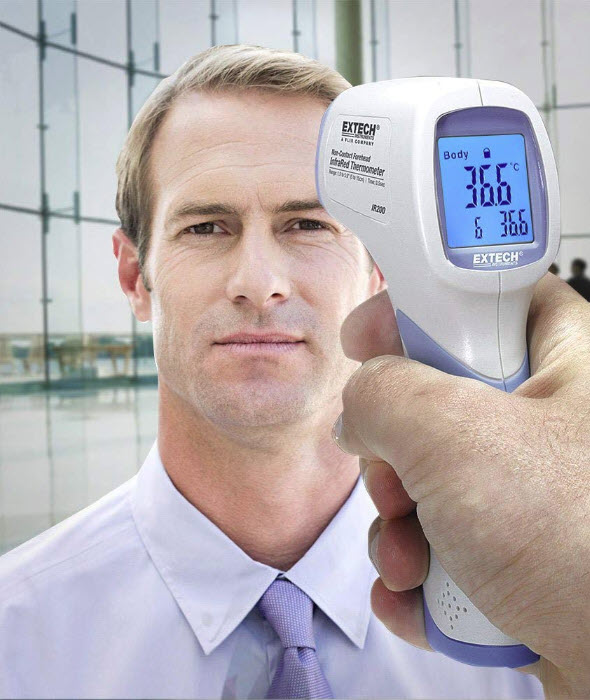 Extech IR Forehead Thermometer