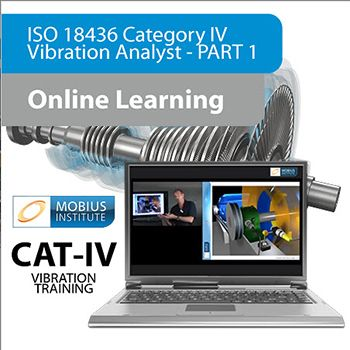 ISO Category IV Vibration Analyst - Master - Part 1