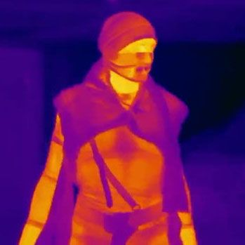 FLIR T1K used in Music Video