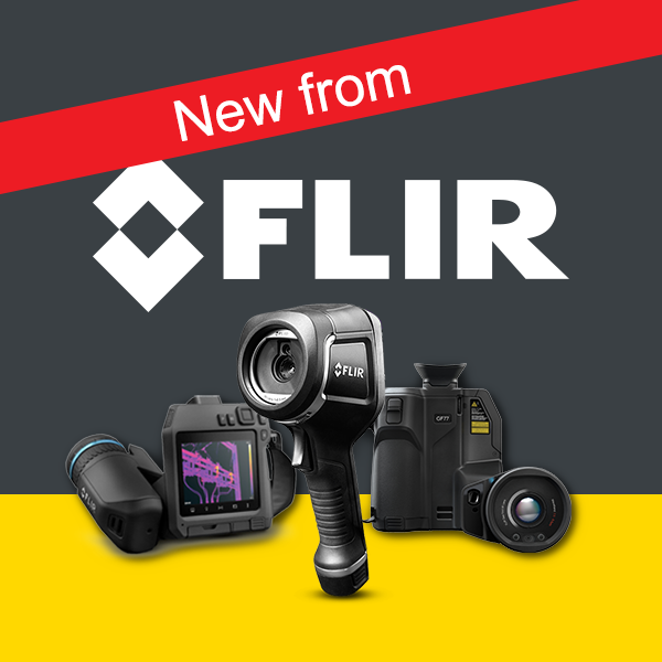 Latest FLIR Product Launches